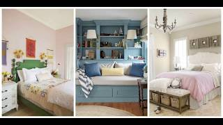 Top 10  Kids Bedroom Design Ideas Tour   Makeover Decorating For Girls Boys On A Budget Diy 2018