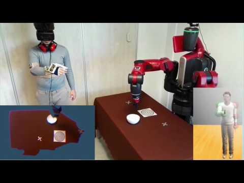 Wireless Haptic Suit ISR 2016
