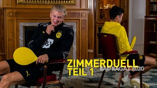 BVB Dorm Duel from Bad Ragaz w/ Haaland, Reyna, Can & Co. | Part 1