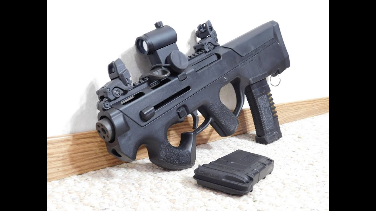 DICE Airsoft: Magpul PTS PDR-C...
