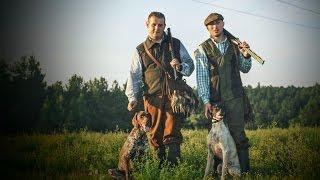 Страсть к охоте. Видео об охоте с подружейными собаками.