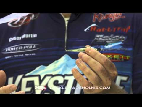 Duo Realis Spinbait G-Fix 80 With Casey Martin | ICAST 2014