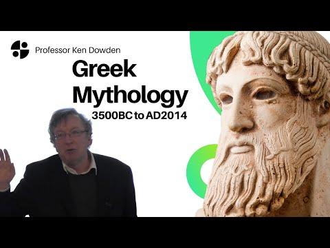 Greek Mythology 3500 BC to AD 2014