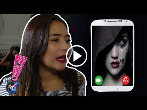 Seram Abis! Prilly Video Call dengan Makhluk Gaib? - Cumicam 10 Februari 2017