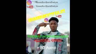 YoungBoy Never Broke Again - Gangsta Fever + 8D Audio