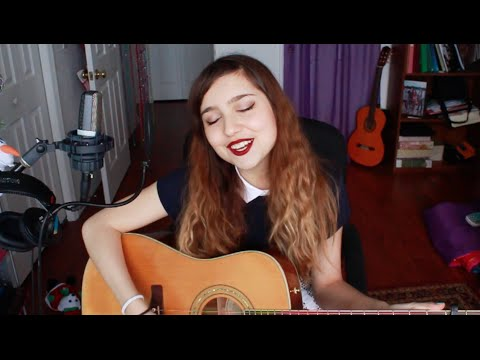 By The Way - Taylor Swift Acoustic Cover (COVERING MY FAVES)