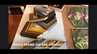 Choosing the Right Frame