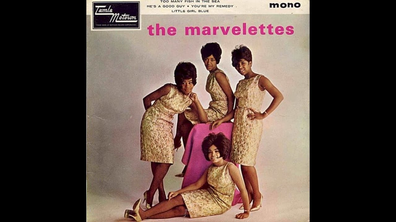 Image result for the marvelettes