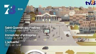 """7/8 Eco – SQY une """"Smart City"""""""