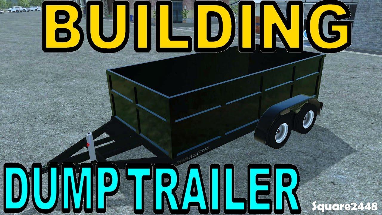 How To Build A Car Trailer Youtube Com