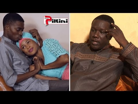 "Ibrahima Mbaye Sopé : ""POD, Marichou et le baiser"""