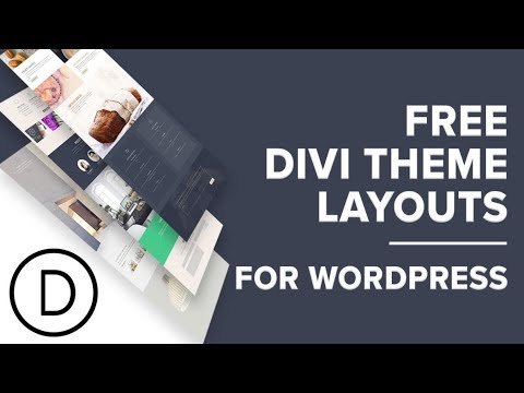 Free Divi Theme Layouts For Wordpress! Come Get It!