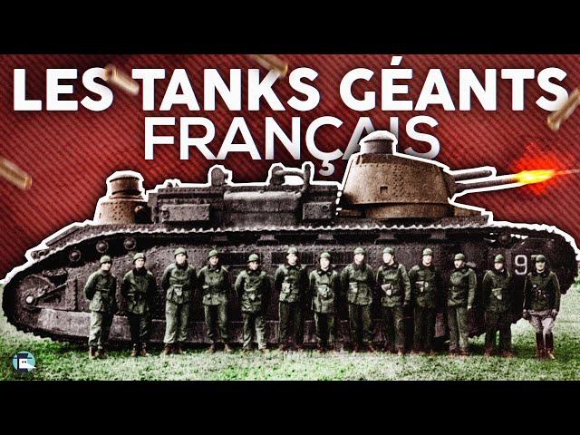 140 tonnes, 12 hommes d'équipages, 4 tourelles...ces tanks sont énormes !