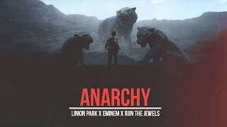 Linkin Park, Eminem & Run The Jewels - Anarchy [After Collision 2] (Mashup)