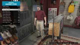 Uncharted Outfits (Sully, Flynn, and Talbot) (GTA 5 Online)