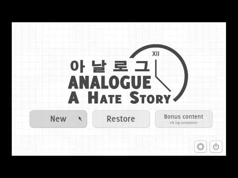 Analogue: A Hate Story: What choices would you have made and why?
