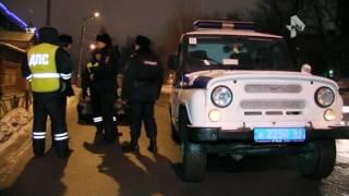 """Пьяный водитель напал на полицейских в стиле """"верблюда"""" в Саратове"""