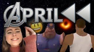 April Meme Rewind 2019