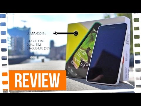 Nokia Lumia 630 - Review