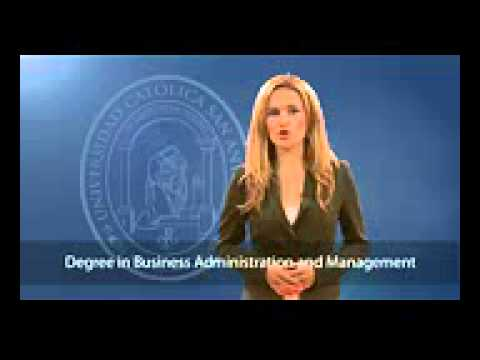 Degree in Business Administration and Management