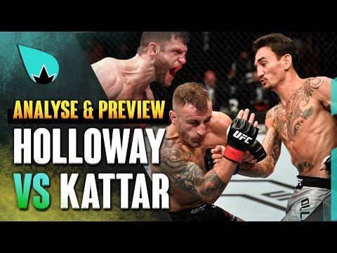 Max Holloway vs. Calvin Kattar : GUERRE ANNONCÉE
