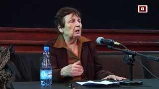 CZŁOWIEK NA TORZE, prof. Alicja Helman