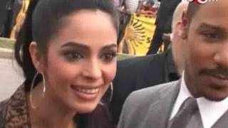 Mallika Sherawat attends IIFA with her Barack/Politics Of Love co-star