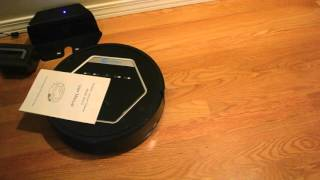1 week review - Rollibot BL618 UV robotic vacuum from Rollitech
