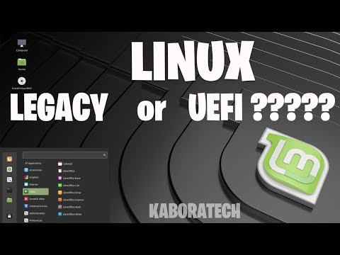 Check If You Are Using UEFI Or BIOS On Linux