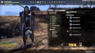ESO Gold making GUIDE #1 RAW MATERIALS