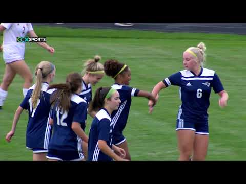 Maple Grove Vs. Champlin Park Girls High School Soccer