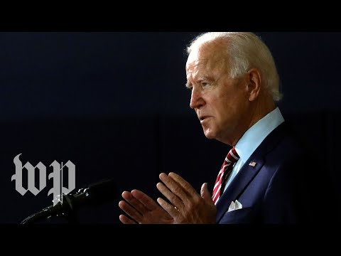 WATCH: Biden delivers remarks on combating climate change