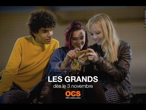 ▶ Les Grands (Serie TV) FRENCH - 2017 - (S01E01) 720p HDTV