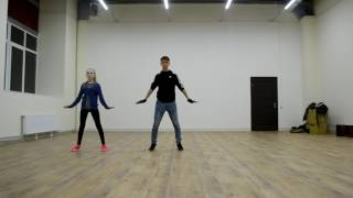 Учим танец на песню TATARKA - ALTYN / Татарка - Алтын