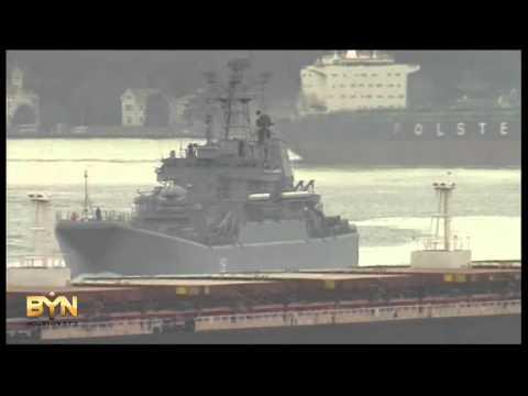 2128WD TURKEY-RUSSIAN SHIPS UPDATE