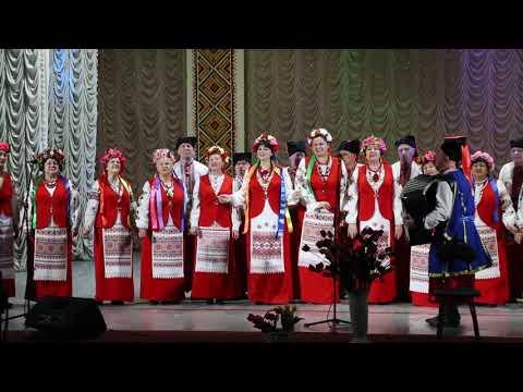 """XIII Фестиваль  """"Украинская песня над Енисеем"""", """"Барвинок"""""""