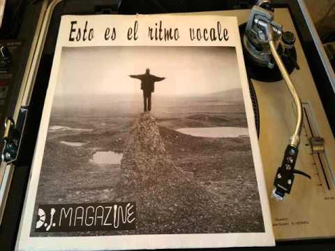 DJ Magazine Esto es el ritmo vocale