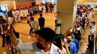 """【胡平:和平抗争也要有张有驰,""""政治是妥协的艺术""""】9/16 #时事大家谈 #精彩点评"""