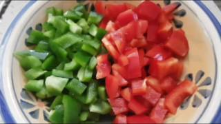 10 Minute Vegan Summer Bean and Pasta Shell Salad - MGTOW! BACHELOR AND SPINSTERS RECIPE!