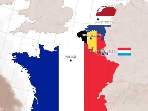 La regione Francese