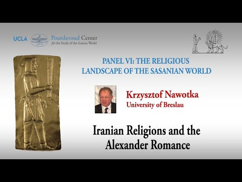 Thumbnail of Iranian Religions and the Alexander Romance video
