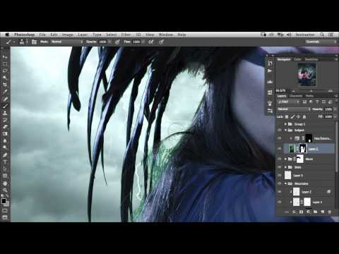 Layer Mask Magic with Aaron Nace