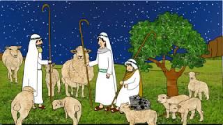 イエスキリストの誕生に関する短いアニメです。 もっと多くの事が起こり...