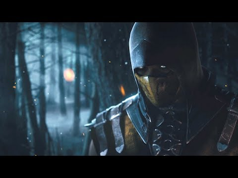 Wiz Khalifa - Can't Be Stopped  (Mortal Kombat X Trailer Song) (loop)
