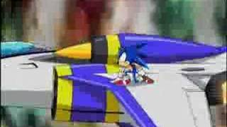 Sonic X So Long Sonic DVD Thumbnail