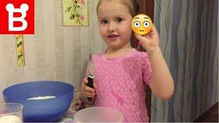 Простой рецепт манника Готовим с детьми