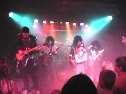 "School of Rock Cleveland -  Kiss ""Black Diamond"""