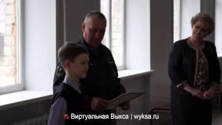 В Выксе подросток помог товарищу, упавшему в канализационный колодец
