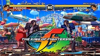 The King Of Fighters XII: Japan Team Arcade Run
