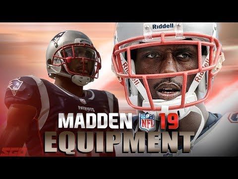 Madden 19 Equipment & Gear